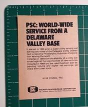 1976 Philadelphia Suburban Corporation Advertisement - $16.00
