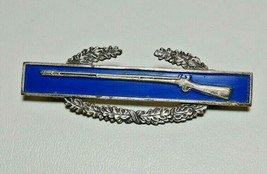 WWII Sterling CIB Combat Infantry Badge US Army - $29.65