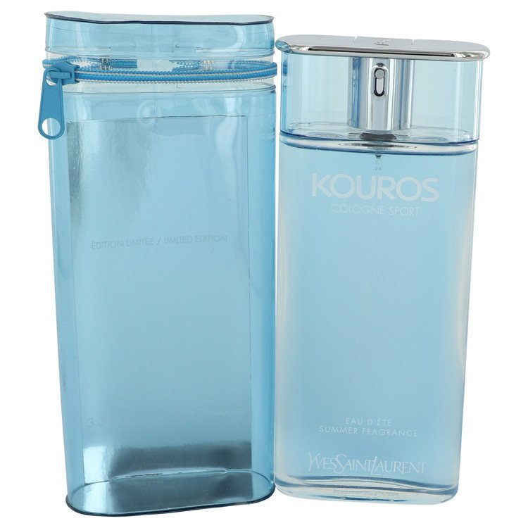 Yves Saint Laurent Kouros Summer D'ete 3.4 Oz Eau De Toilette Spray