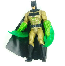 "Batman vs Superman Dawn of Justice Gauntlet Assault Batman 6"" Figure Loose - $6.91"