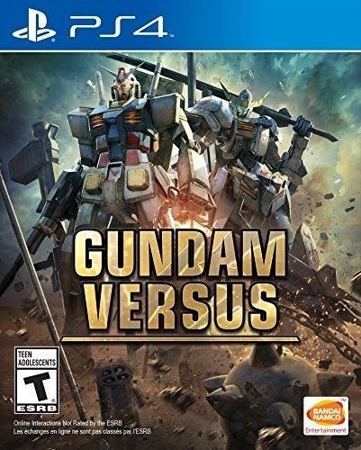 Gundam Versus for PlayStation 4 [New PS4 Video Game]