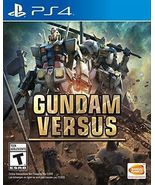 Gundam Versus for PlayStation 4 [New PS4 Video Game] - $37.45