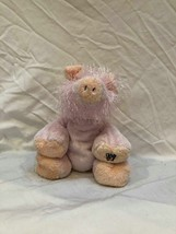 Plush Toy Stuffed Animal Webkinz Pig No Code Ganz - $1.80