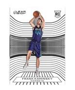 2015-16 Frank Kaminsky Panini Clear Vision Rookie - Charlotte Hornets - $1.19
