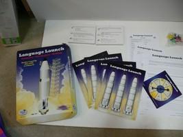 Language Launch Rocket Educational Game - ELL ESL Grammar Vocabulary Writing ek image 2