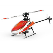 XK K110 Blast 6CH Brushless 3D6G System RC Helicopter BNF - $104.98