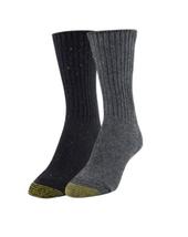GOLD TOE Womens 2 Pack Crossroads Boot Socks $14 - NWT - $7.99