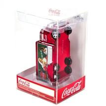 Kurt S Adler Coca-Cola & Santa Delivery Truck Hand-Crafted Glass Ornament CC4151 image 2