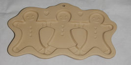 "BROWN BAG COOKIE MOLD ""GINGERBREAD CUT-APARTS""  1995 - $10.00"