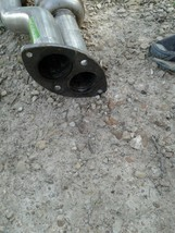 New Dual Exaust Pipe With Catalytic Converters image 2