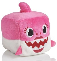 WowWee Mommy Shark Singing Toy Cube SOLD OUT EVERYWHERE PINK TOY Funko Fun - $17.82
