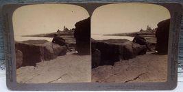 Point Prim Lighthouse, Digby, Nova Scotia 1902 Stereoview - $30.95