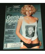 Esquire Magazine November 1999 Charlize Theron, Martin Scorsese, Genius ... - $14.83