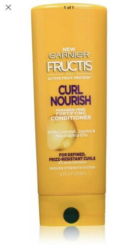 Garnier Curl Nourish Fortifying Conditioner 12 oz (Pack of 3) - $15.83