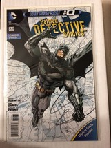 Detective Comics #0 First Print The New 52! Combo Pack - $12.00