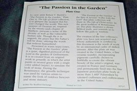 """""""The Passion in the Garden"""" AA20-CP3228 Vintage The Life of Christ image 6"""