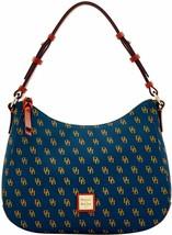 Dooney & Bourke Women's Gretta Kiley Hobo Shoulder Bag, Navy, 8174-7 - $191.86