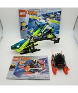 LEGO Alpha Team Dash Copter 6773 & Ogel Striker 6771, Incomplete, 1 Fig+... - $24.70