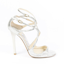 Jimmy Choo Lance Strappy Leather Sandals SZ 36 - $435.00