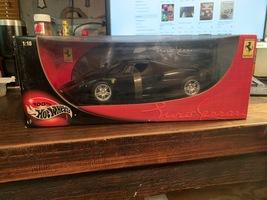 1:18 scale Hot Wheels Erue Ferrari #AE9687AZ NIB NOS Slight wear on box ... - $25.99