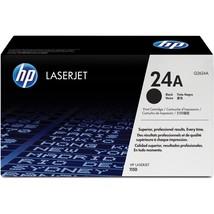 HP 24A Original Toner Cartridge - Single Pack - Laser - 2500 Pages - Black - 1 E - $86.50
