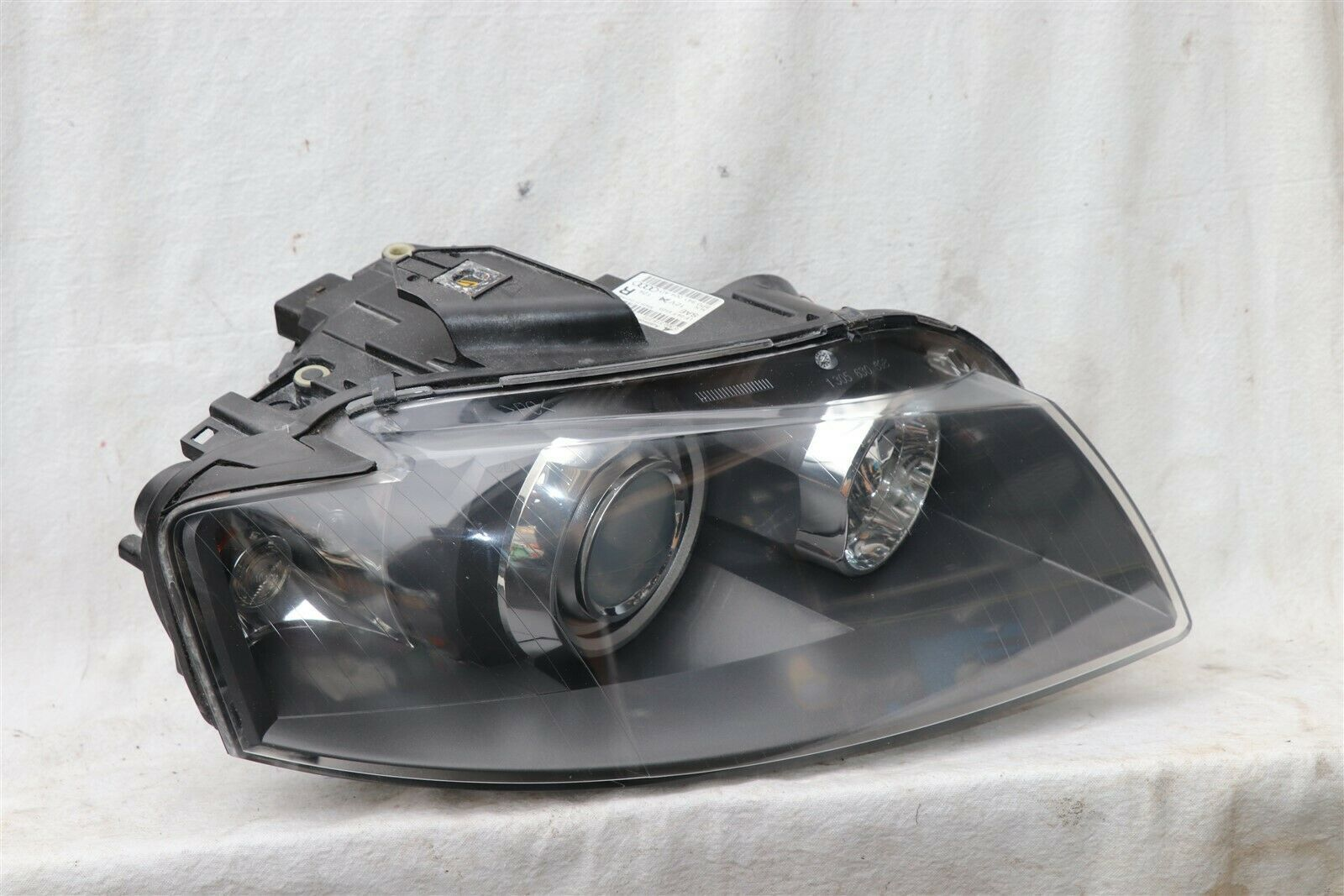 06-08 Audi A3 Xenon HID Headlight Head Light Lamp Passenger Right RH POLISHED
