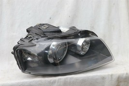 06-08 Audi A3 Xenon HID Headlight Head Light Lamp Passenger Right RH POLISHED image 1