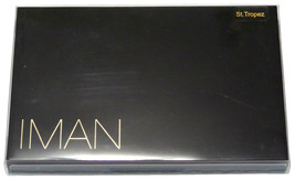 Iman Cosmetics St. Tropez Makeup Palette Eyeshadow Lips Blush Bronzer Ki... - $21.99