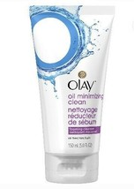 OLAY Oil Minimizing Clean, Foaming Cleanser 5 oz - 150mL - $16.32