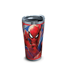 Spider-Man Iconic Stainless Steel Tervis™ Travel Mug With Hammer Lid Red - $41.98