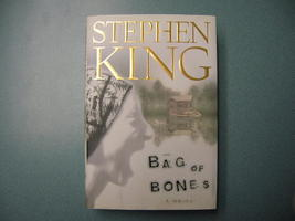 Stephen King - BAG OF BONES - $5.00