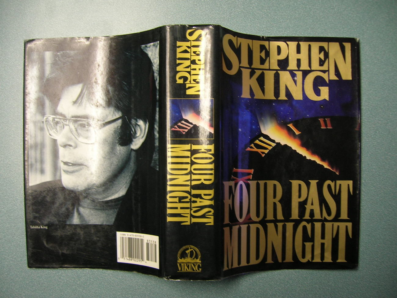 Stephen King - FOUR PAST MIDNIGHT - First Edition