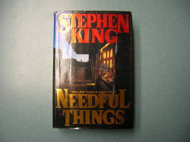 Stephen King - NEEDFUL THINGS - First Edition - $9.00