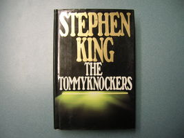 Stephen King - THE TOMMYKNOCKERS - First Edition - $14.50