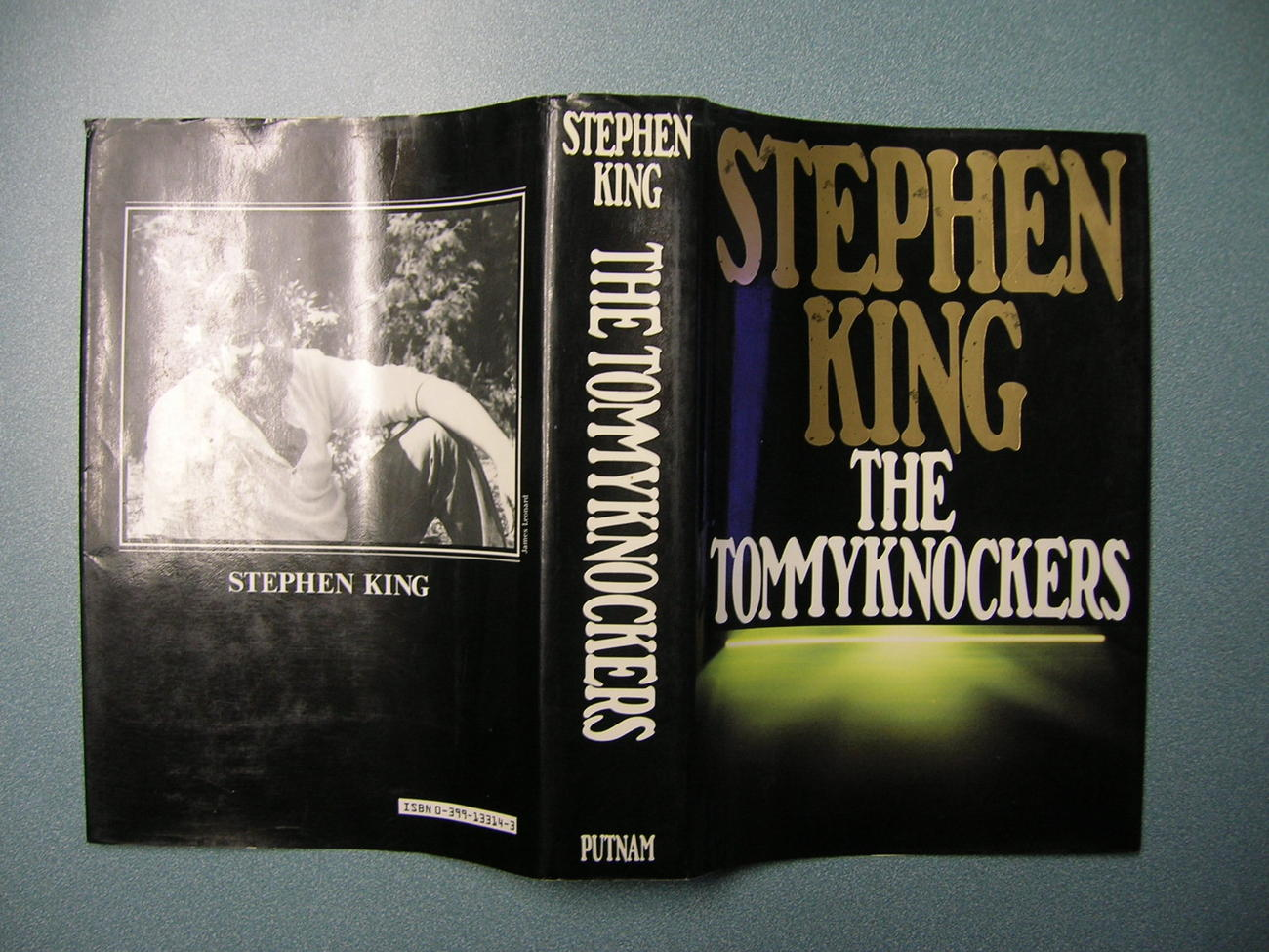 Stephen King - THE TOMMYKNOCKERS - First Edition