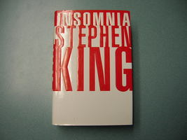 Stephen King - INSOMNIA - First Edition - $8.00