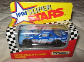 "Matchbox NASCAR,""#15 Ford Quality Care"" - $12.00"