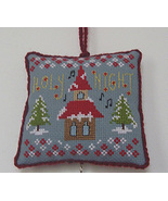 Holy Night ornament PDF cross stitch charts Helga Mandl Designs - $5.00