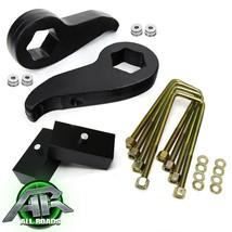 """Full 3"""" Steel Front + 3"""" Billet Rear Lift Kit 11-19 Sierra Silverado 250... - $165.44"""