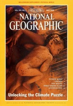 NATIONAL GEOGRAPHIC MAY '98 GREY WOLVES WHITBREAD WORLD RACE CASCADIA EA... - $3.95