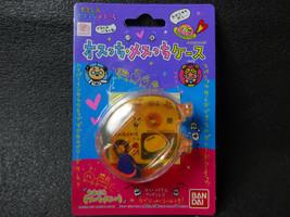 BANDAI Tamagotchi Osutchi Mesutch Case Transparent Orange - $26.18