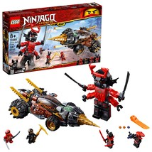 LEGO Ninjago Legacy Cole's Earth Driller 70669 Building Kit , New 2019 (... - $61.99