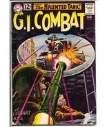 G.I. Combat #95 1962-DC-Haunted Tank-bazooka battle cover-Russ Heath-VG+ - $94.58