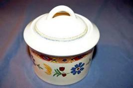 Studio Nova St Tropez Sugar Bowl With Lid HG288 - $11.77