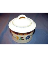 Studio Nova St Tropez Sugar Bowl With Lid HG288 - $10.70