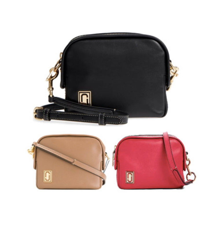 MARC JACOBS Mini Squeeze Leather Crossbody M0013620 with Free Gift Free Shipping - $210.00