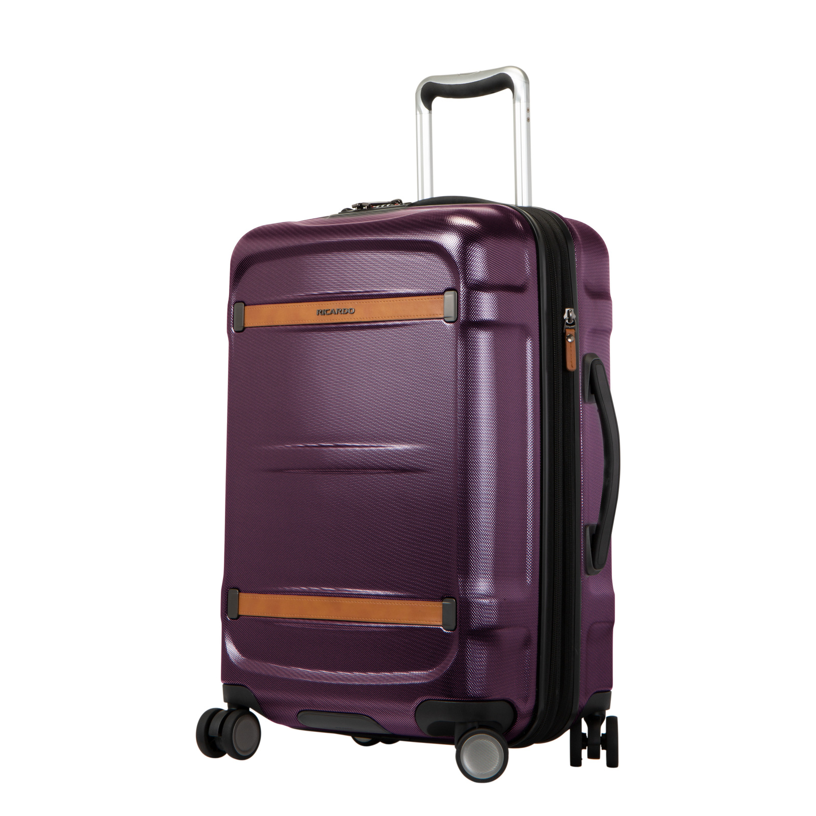 Primary image for Ricardo Montecito Hardside Carry-On Suitcase Violet