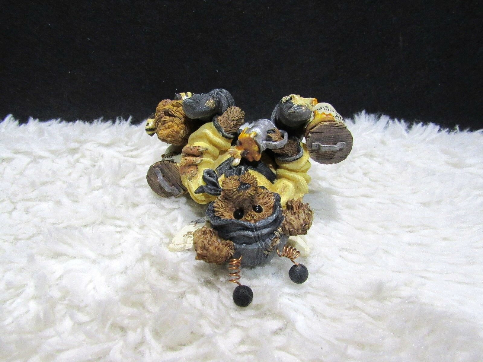 1999 Boyd's Resin Bumble B. Bee...Sweeter Style #227718 Collectible Figurine image 5