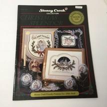 Christmas Splendor Pattern Book Stoney Creek - $9.74
