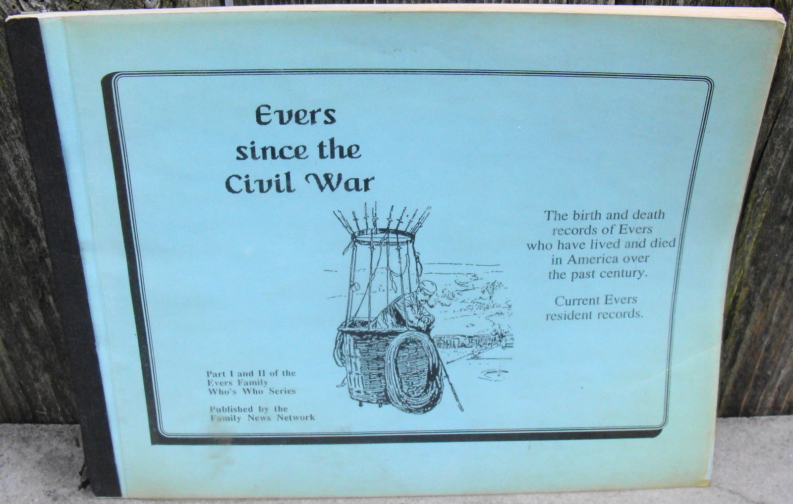 Primary image for Evers Since the Civil War Genealogy